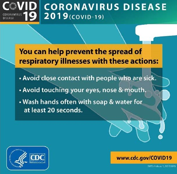 YYou can help prevent the spread of respiratory illness. 1  Avoid close contact with people who are sick. 2 Avoid touching your eyes, nose and mouth. 3 wash hands often with soap and water for at least 20 seconds.